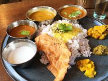 南インドカレーの画像