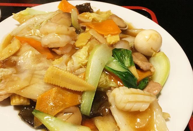 台湾料理福源の八宝菜画像