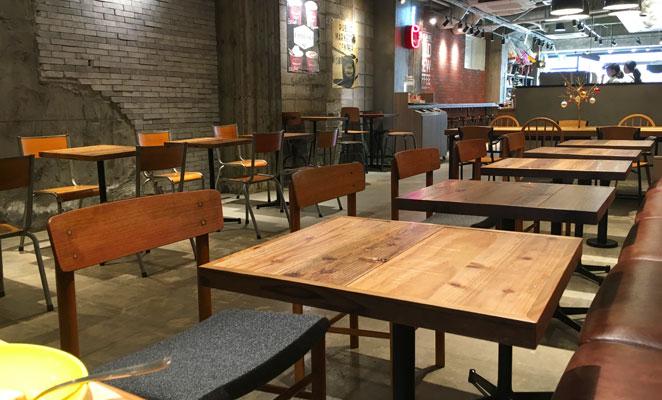 シアトルズベストコーヒー大分駅前店の店内画像