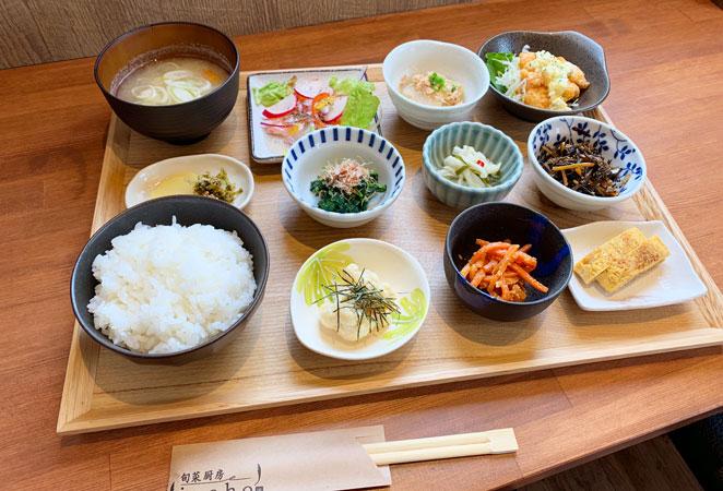 旬菜厨房 inahoのまくのうちランチ画像