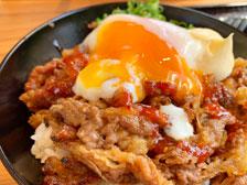 韓丼のカルビ丼画像