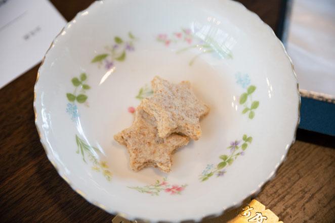 イドアートジュエリーのクッキー