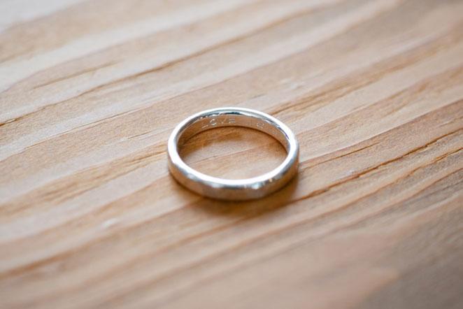 イドアートジュエリーの指輪