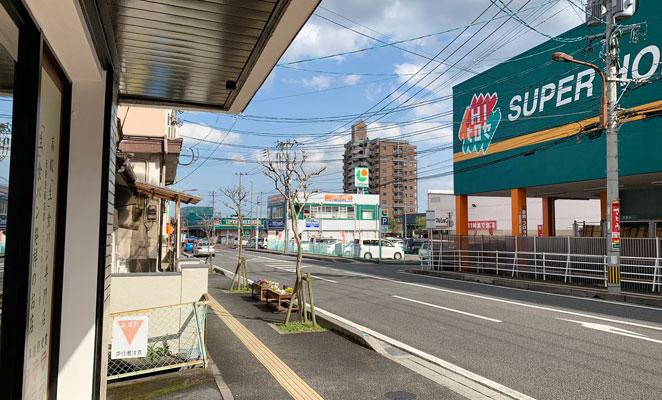 別府市餅ケ浜町の画像